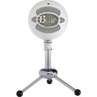 Blue Microphones Snowball USB Condenser Microphone, Gloss Black