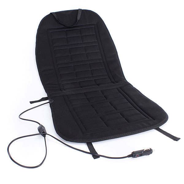12V Car Front Seat Hot Heated Pad Cushion Winter Warmer Cover by
