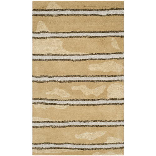 Safavieh Martha Stewart Toffee Gold Area Rug