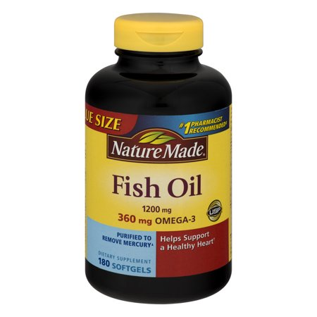 Nature Made Walmart Fish Oil