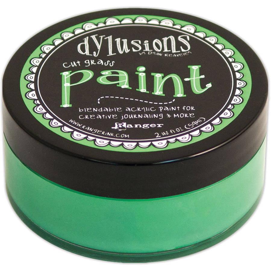 Cut Grass - Dyan Reaveley's Dylusions Paint 2oz