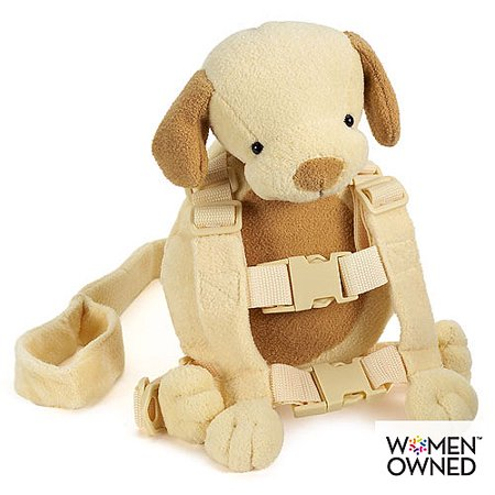 GoldBug 2-in-1 Puppy Child Safety Harness - Walmart.com