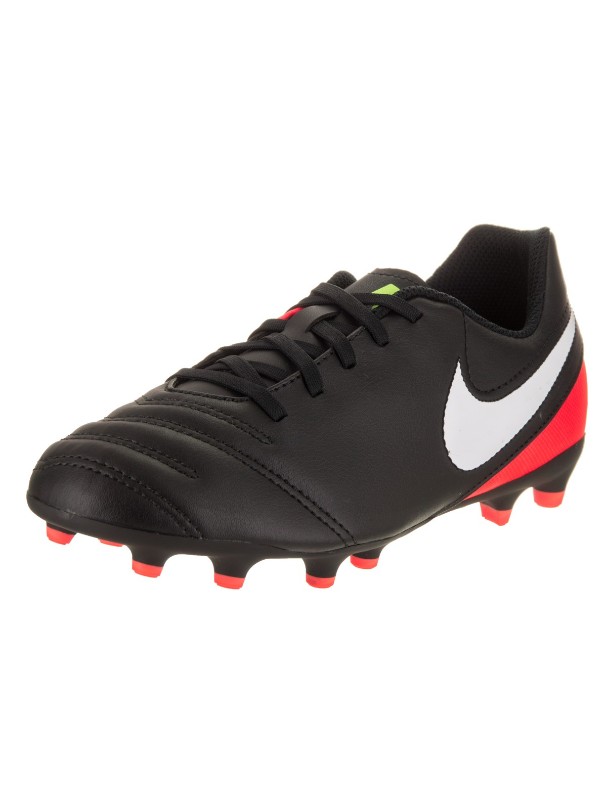 8f4adc5033af0 Nike Kids JR Tiempo Rio III Fg Soccer Cleat - Walmart.com