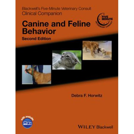 Blackwells Five Minute Veterinary Consult Clinical Companion   Website  Canine And Feline Behavior