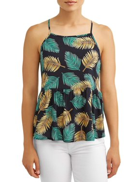 8a371be81f663 Product Image Women's Flounce Tank Top