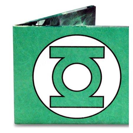 Dynomighty Mighty Tyvek Wallet - Green Lantern - Water, Stain & Tear Resistant - Be -