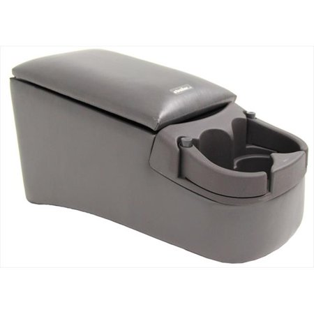 Rampage 39423 Bench Seat Console, 18.5 In. - Charcoal
