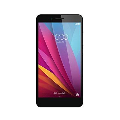 Huawei honor 5x unlocked smartphone, 16gb dark grey (us w...
