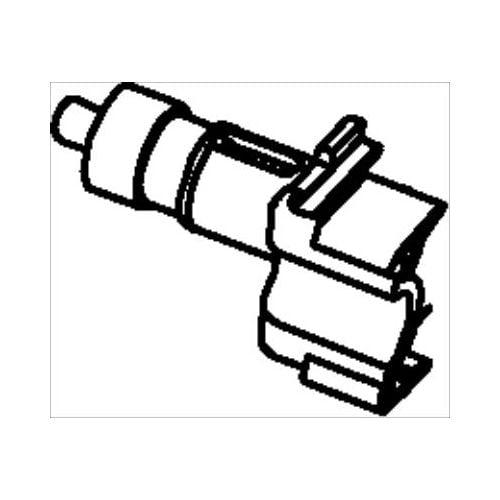 Von Duprin 050491 Shock Absorber and Holder Assembly for 9875 / 9975 Series Mort