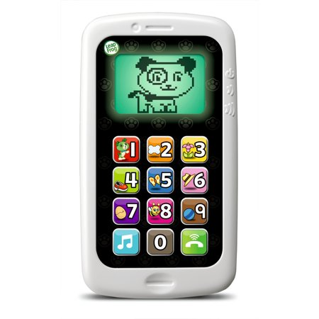 LeapFrog; Chat & Count Smart Phone (Green)