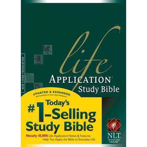Holy Bible: New Living Translation, Life Application Study Bible
