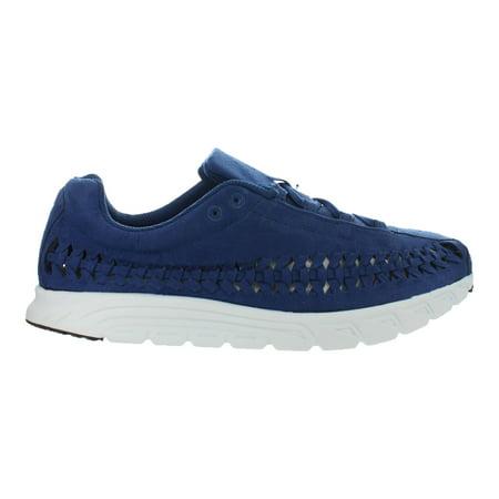 Mens Nike Mayfly Woven Coastal Blue Off White Black 833132-400