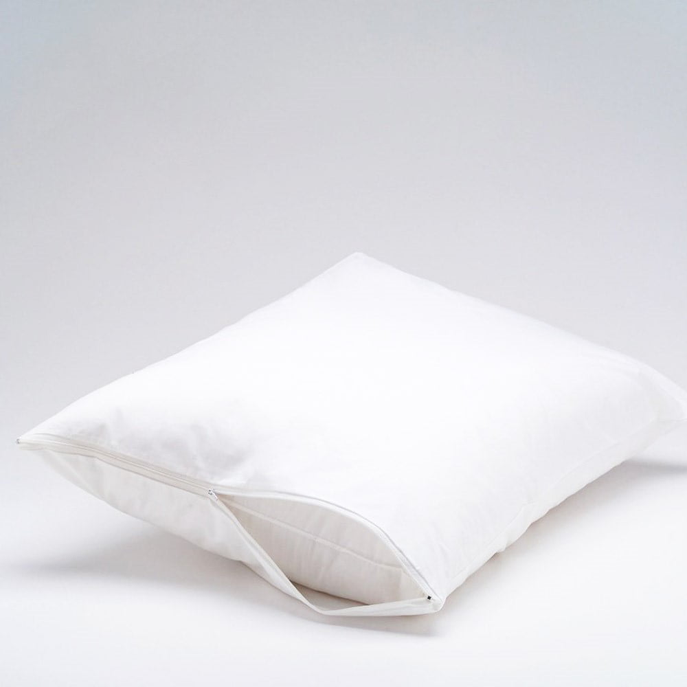 BedBug Solution Elite Zippered Pillow Cover by Bargoose