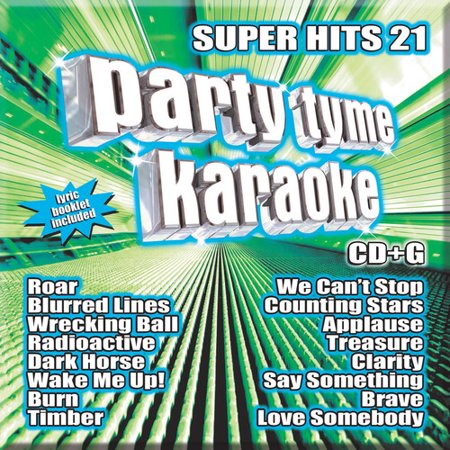 - Party Tyme Karaoke: Super Hits 21 / Various