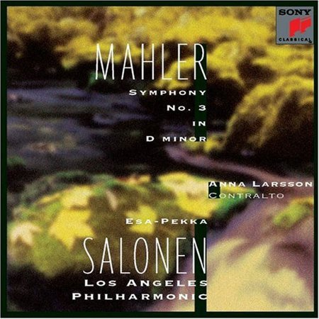 This Disc Was Nominated For The 1999 Grammy Award For  Best Engineered Album  Classical  The Cd Market May Be Flooded With Mahler Recordings  But Like The Music Itself  Each One Is Personal  This Recording By Esa Pekka Salonen Is No Exception  Salonen Brings A Cleanliness Of Score That Is Not Often Heard In Such A Massive  Emotional Work  Also  And Unlike Bernstein Or Abbado  Salonen Keeps The Forward Motion Going  Almost Without Fail  At Times This Is Quite Effective And At Other Times It Seems Rushed  But It Works Particularly Well In The Lighter Inner Movements Of The Work The Work Itself Is A Bit Of A Strange Concoction  It Uses Wunderhorn Texts Like The Other Early Symphonies  But Contains A Completely Different Type Of Apotheosis  The Scherzo Like Inner Movements Do Not Give Way To A Grand Choral Finale A La Beethoven But Instead A Grand Instrumental Adagio Of Extreme Emotional Weight  Yet Somehow It All Fits  And When The Final Chord Resonates On And On  There Is That Mahlerian Satisfaction That Cant Be Found Anywhere Else This Recording Is Extremely Technically Polished  But Lacks The Drama And Spaciousness Of Other Recordings On The Market  However  The Wind Playing Is Some Of The Finest On Record