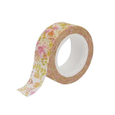 Decorative Tape (Unique Bargains 10m Decorative Self Adhesive Masking Washi Tape Sticky Paper)