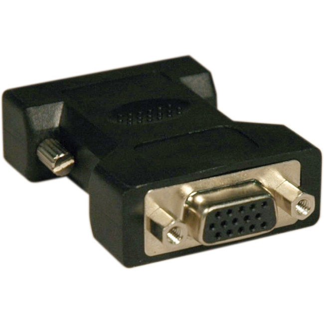 Tripp Lite P120-000 DVI-I to VGA Receptacle Adapter