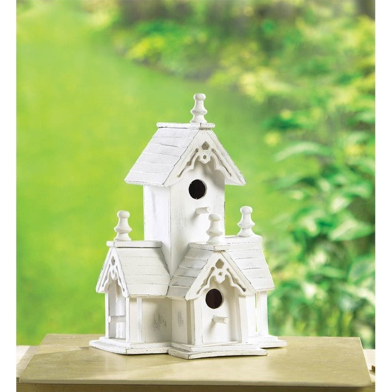 Zingz and Thingz Victorian Birdhouse by Zingz & Thingz
