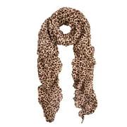 Premium Classic Leopard Animal Print Fashion Scarf