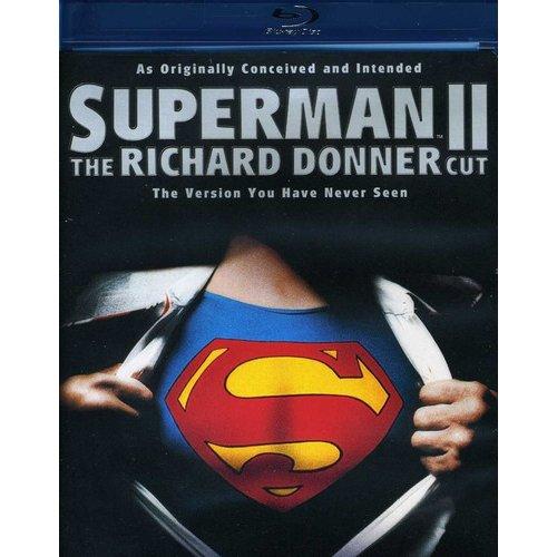 Superman II: The Richard Donner Cut (Blu-ray) (Widescreen)