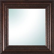 PTM Images Ornate II Mirror, Bronze