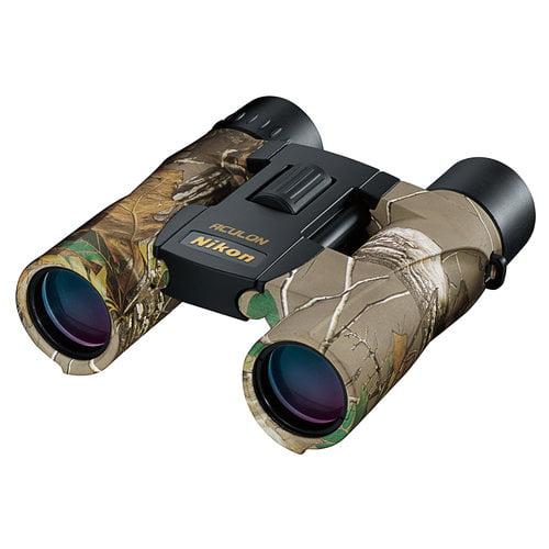 Nikon Aculon A30 Camo Binoculars, 10x25 by Nikon