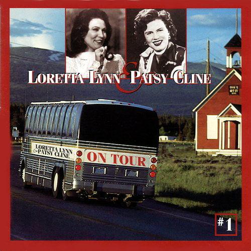 Loretta Lynn & Patsy Cline: On Tour #1