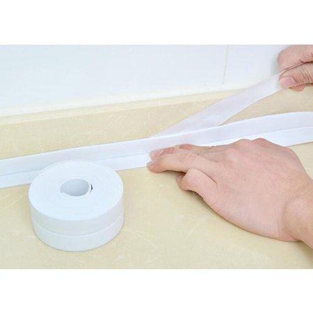 Waterproof Mildewproof Bathroom PVC Sealing Tap Kitchen Sealing Sticker Home Decoration - image 5 de 6