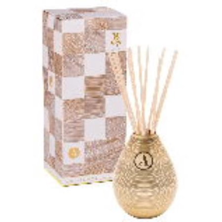 VETIVER - AQUIESSE Mindful Luxury Reed Diffuser Gift Set for $<!---->