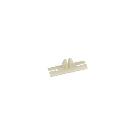 MACs Auto Parts Premier  Products 41-40325 Tail Light Wire Retainer Clip - White Plastic - Before 4-15-70