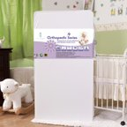 La Baby Eco Friendly 2 In 1 Crib Mattress With Madison
