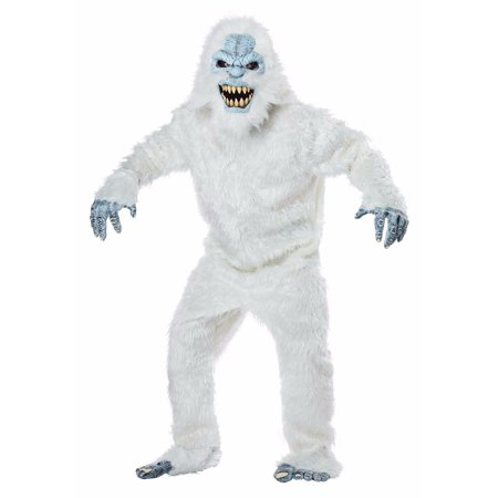 Yeti Snow Beast Adult Costume One Size Fits Most (Huntsman Snow White Costume)