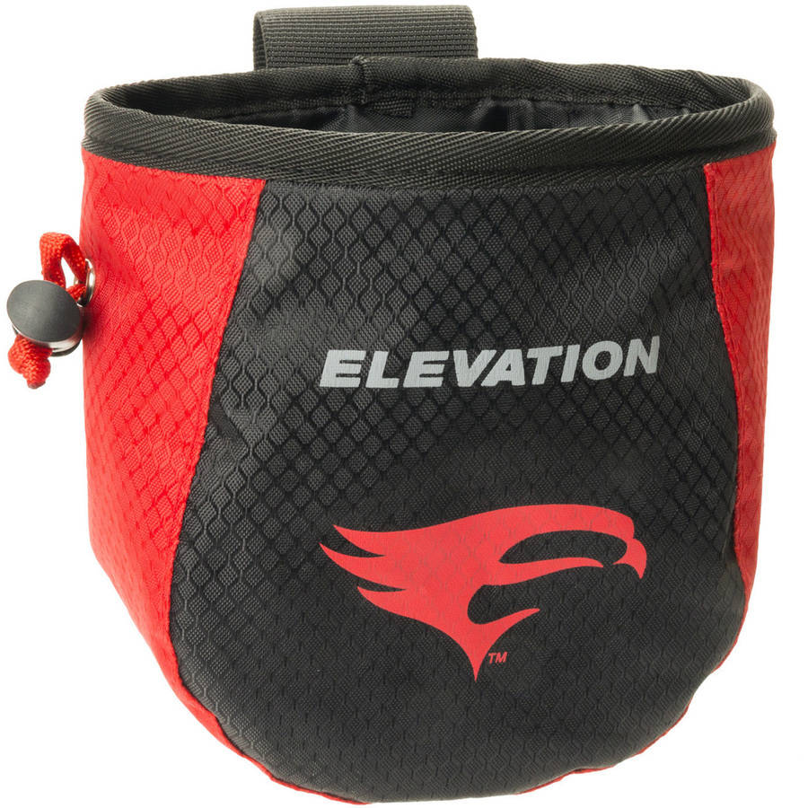 Elevation Pro Pouch Black/Red 13035