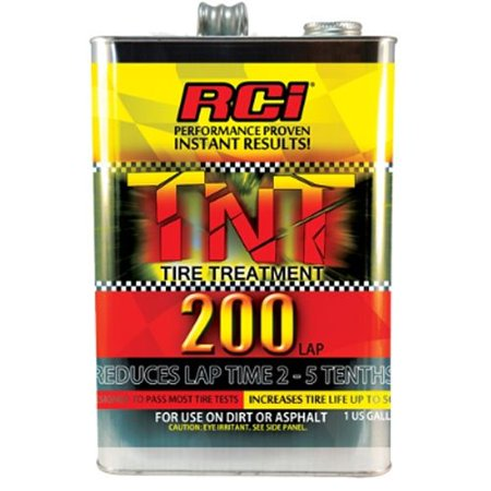 Rci 7000X Tire Treatment  Tnt 200 Lap 1 Gallon