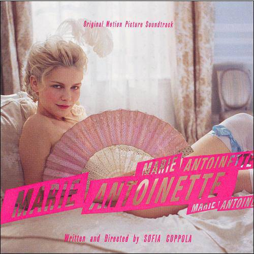 Marie Antoinette Soundtrack (2CD)