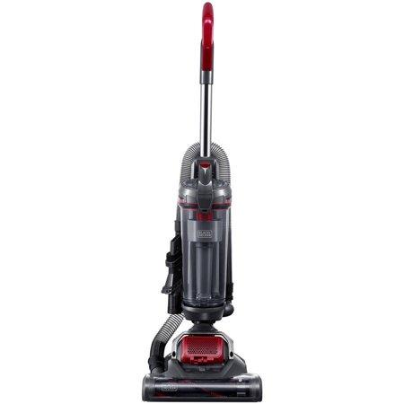 Black And Decker Air Swivel Versatile Ultralight Upright Vacuum Cleaner