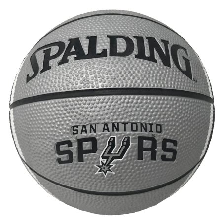 Spaulding - NBA 7 Inch Mini Basketball, San Antonio Spurs](San Antonio Spurs Basketball)
