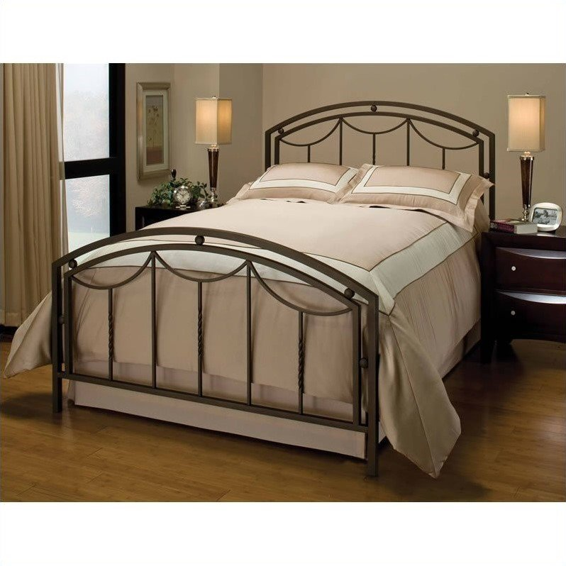 Hillsdale Furniture Arlington King Bed with Bedframe by Hillsdale