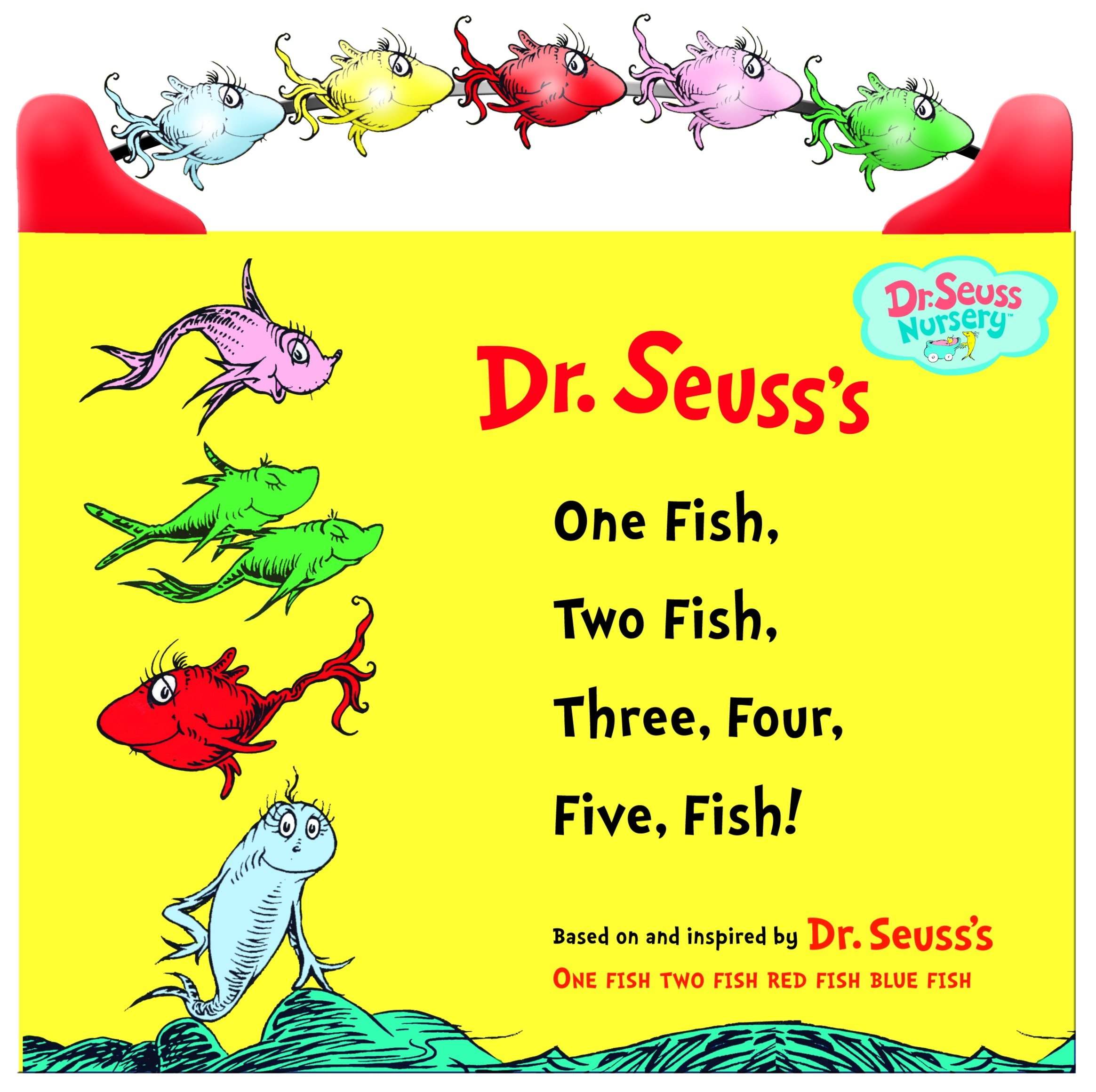 One Fish, Two Fish, Three, Four, Five Fish (Board Book)