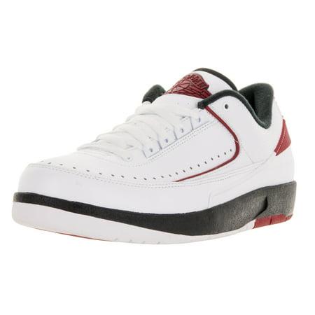 best loved 6f932 40fac Nike Jordan Men's Air Jordan 2 Retro Low Basketball Shoe