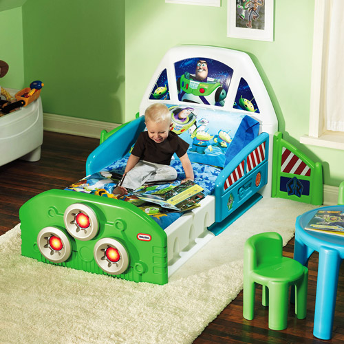 Disney Toy Story Buzz Lightyear Spaceship Toddler Bed : buzz lightyear bed tent - memphite.com