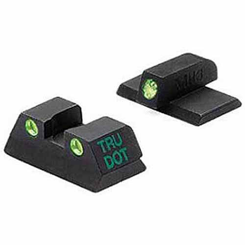 Mako Group Kahr Tru-Dot Sights, P-380 Fixed Set