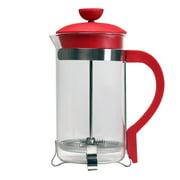 Primula Classic Coffee French Press, 8 Cup, 32 Oz, Red