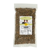 Spicy Habanero Sunflower Seeds In Shell by Gerbs - 2 LBS - Top 12 Food Allergen Free & NON GMO - Product of USA