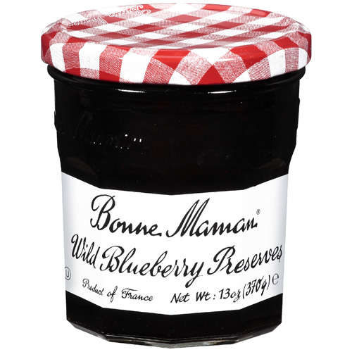 Bonne Maman: Wild Blueberry Preserves, 13 Oz