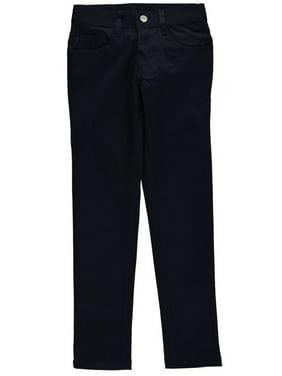Galaxy Little Girls' School Uniform Pencil Pants (Sizes 4 - 6X)