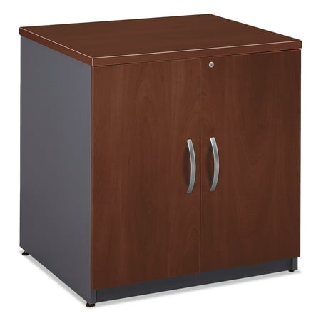Bush Series C Collection 30W Storage Cabinet, Hansen Cherry
