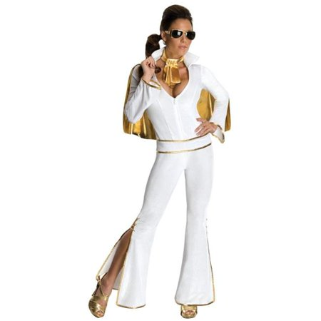 Costumes For All Occasions RU889055XS Elvis Female - Female Elvis Costumes