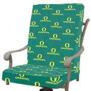 College Covers NCAA Oregon Indoor/Outdoor Dining Chair Cushion