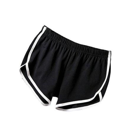 Big Savings/Clearance,Women's Sexy Sports Running Gym Beach Shorts - Lined Running Short